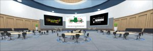 STEAMzone Virtual Conference Hall