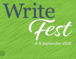 Gympie Regional Libraries WriteFest 2020