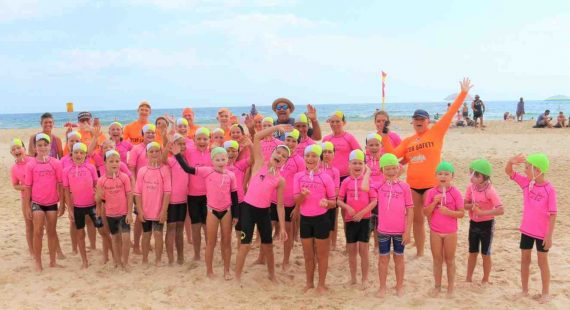 Nippers is starting again and they encourage you to come and see what all the fun is about!
