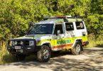 Ambulance Training - Toyota Landcruiser Troopy