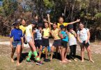 The 2020 athletics carnival showcased the students' athletic ability and sportsmanship