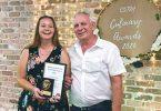 Winner of the TAFE Queensland Apprentice Baker of the Year 2020 is Rebecca Jones from Ed's Bakery!