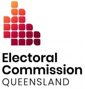 Electoral Commission of Queensland logo