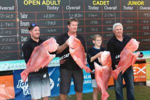 Every year is different at the Rainbow Beach Fishing Classic but they are all memorable.