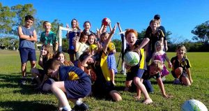 Rainbow now has soccer practice on Mondays after school and everybody is welcome to join in the fun