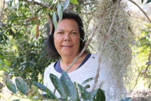 Join Butchulla Elder Nai Nai Bird for a talk about the artworks at the Gympie Regional Gallery exhibition