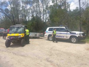 Police wish school leavers a safe and enjoyable visit to Cooloola Coast