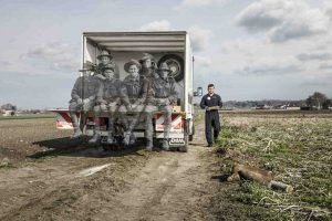 Recovering the Past, a must see exhibition by Ian Alderman will begins on December 2nd at the Gympie Gallery