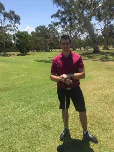 Welcome to new Golf Pro, James Taylor, who is now based at the Tin Can Bay Golf Club