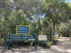 Livelihoods are on the line in Rainbow Beach and business owners want campsites reopened