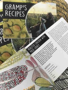 Check out Jay Kent's cookbook at the next Rainbow Beach Market