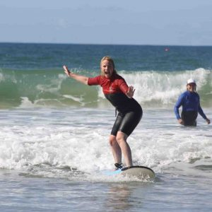 Rainbow Beach Learn to Surf