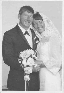 50th Anniversary - Peter and Margaret Grant