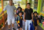 Back to school for the Nguyen family