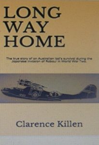A Long Way Home by Clarence (Tal) Killen