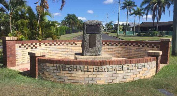 Tin Can Bay War Memorial