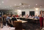 Attendance rates were high at an independent review for the Fraser Island K'gari bushfire, held at the Rainbow Beach Sports Club last month