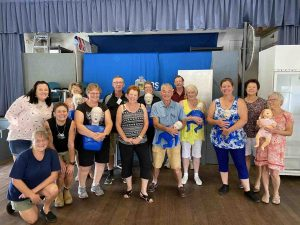 First Aid Training at the Tin Can Bay RSL Hall was very well attended last month
