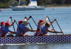 A dragon boating come and try session was just one in a whole week of events for International Women's Day