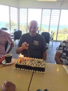 Ray Kahl 80th birthday