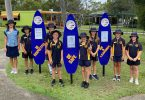 Rainbow Beach State School - Congratulations school leaders: Keira Powers, Sonny Bennett, Blake Findlater, James Bergin, Teil Gough, Skye Hanlon, Charlotte Lindenberg and Delilah Young