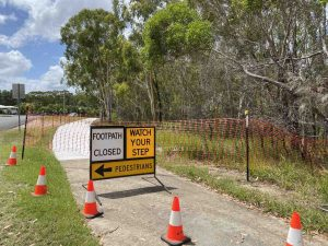 New Pathways in Cooloola Cove