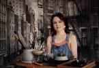 Urban Sketchers by Miriam Innes