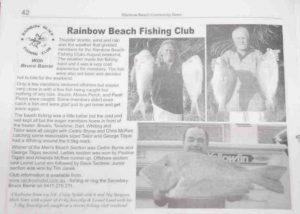 The Community News from September 2005 - do you have old club images? Please send them to info@rbcn.com.au