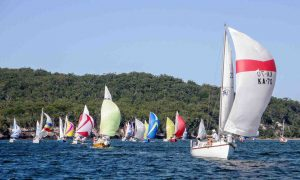 Look out for the return of the Yachties, May 1-2