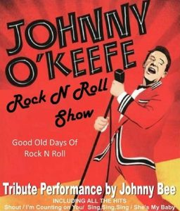 Johnny Bee - Johnny O'Keefe Tribute Show at the TCB Country Club June 2021