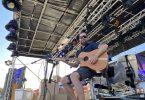 Joel Mak will perform at the Rainbow Beach Sports Club