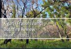 K'Gari (Fraser Island) bushfires report