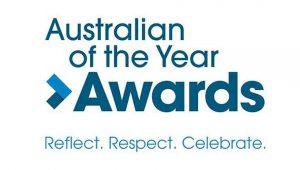australian of the year awards logo