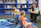 Librarian Therese Young will have more books and activities for the school holidays!