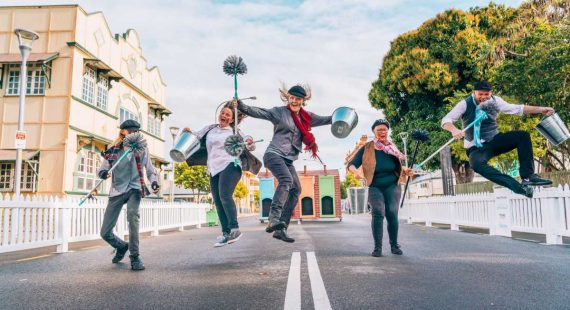 Mary Poppins Festival will be July 1-4 in various locations around Maryborough.