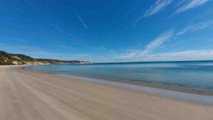 Rainbow Beach made Newsweek's Best 30 Beaches in the World list last month! Image Garry Hewitt