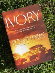 Tony Park - Ivory book