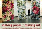 Gympie Regional Gallery, 'making paper / making art'