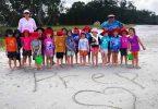 Tin Can Bay School Prep Excursion Group photo
