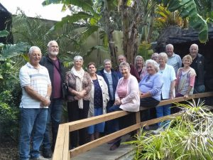 The Over 60s gang invite you to join their adventures