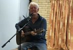 Ron, one of the favourites, is always ready to play and enjoy his music at Music Plus