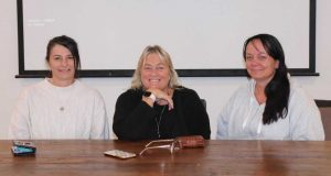Congratulations to our all women RBCT executive - Diana Cruikshank continues in the role of secretary, with new President, Lee McCarthy and new Treasurer, Kristy Pamenter