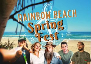 Line-up of artists performing at this year's Spring Fest