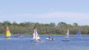 Remember the school holiday sailing program is coming up!