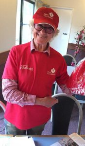 Maggie Travers of the Heart Foundation Walking Group attended Probus last month