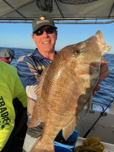 Peter Added a nice Sweetlip to his collection fishing on Baitrunner