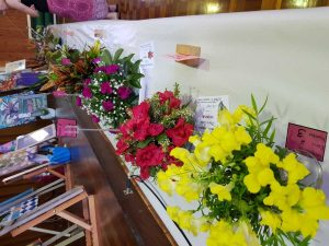 Spend the day admiring beautiful blooms at the CCLAC Flower Show