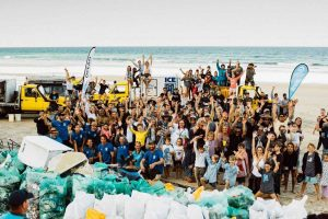 Join Surfriders for a weekend of fun and friendship while cleaning up Double Island Point