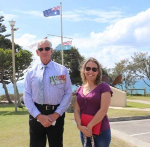 Greg Walker chats to new RBCN owner Rhyll Davis about her deep personal ties to Vietnam Veteran's Day