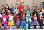 Tin Can Bay State School - Book Week winners